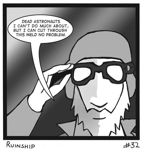 Ruinship #32